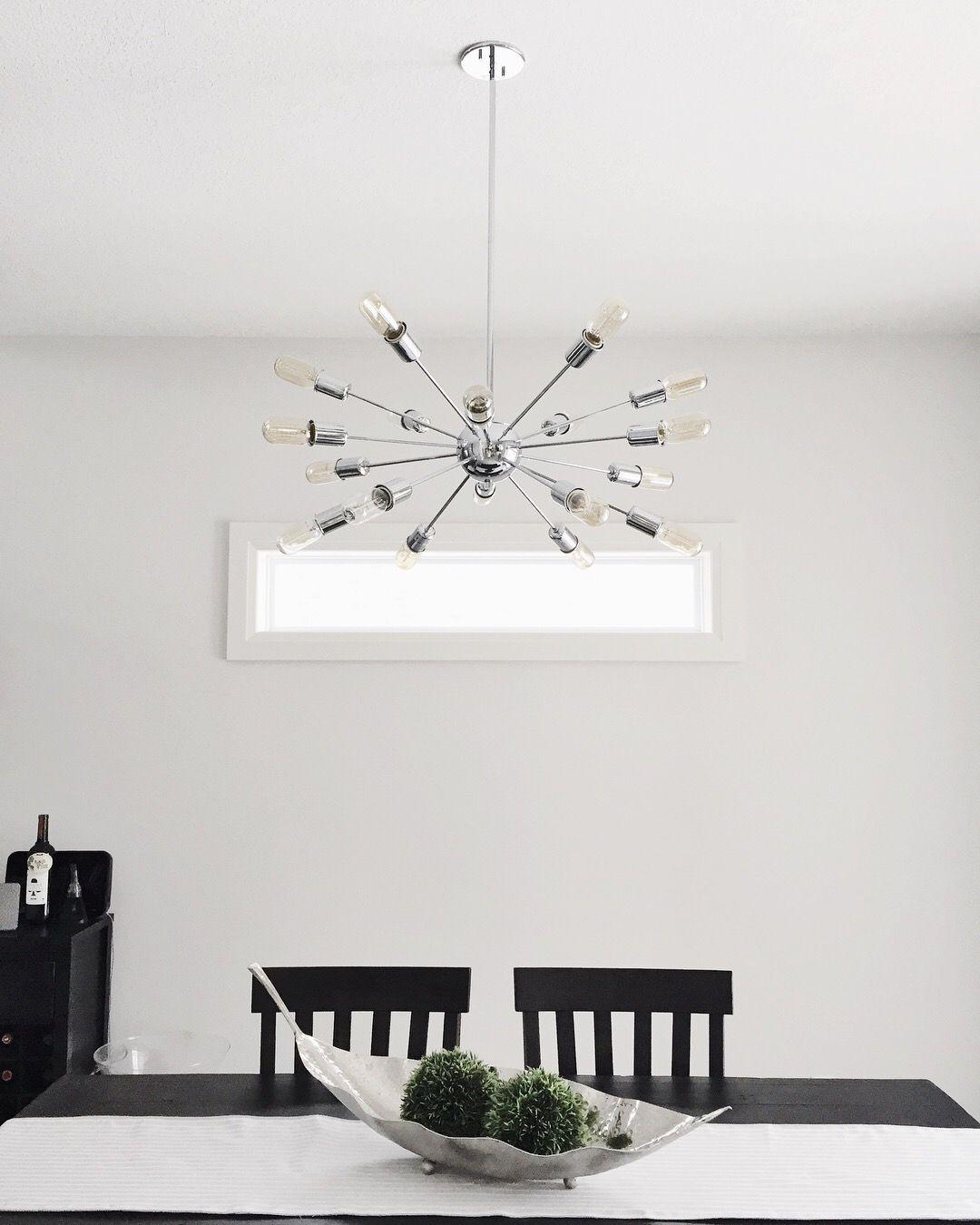 statement lighting. Starburst Light, Dining Room House Lighting, Pendant Statement Lighting