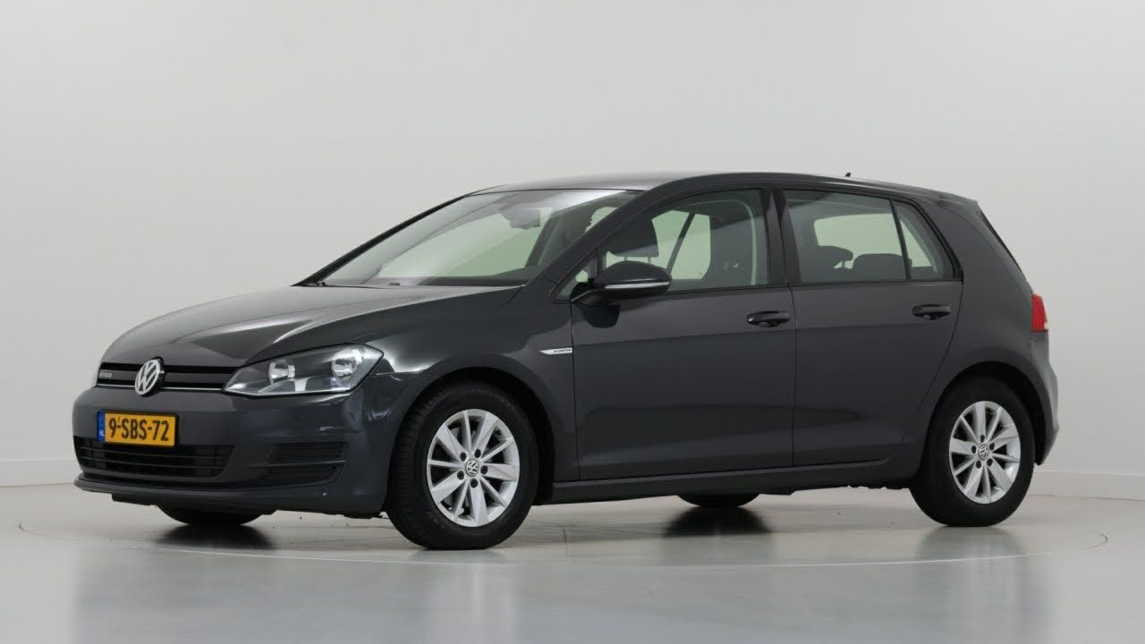 Volkswagen Golf 1 6 Tdi 110 Pk 6 Bak 5 Deurs Comfortline Bns