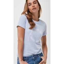 Photo of T-shirt Tali in Joop azzurro