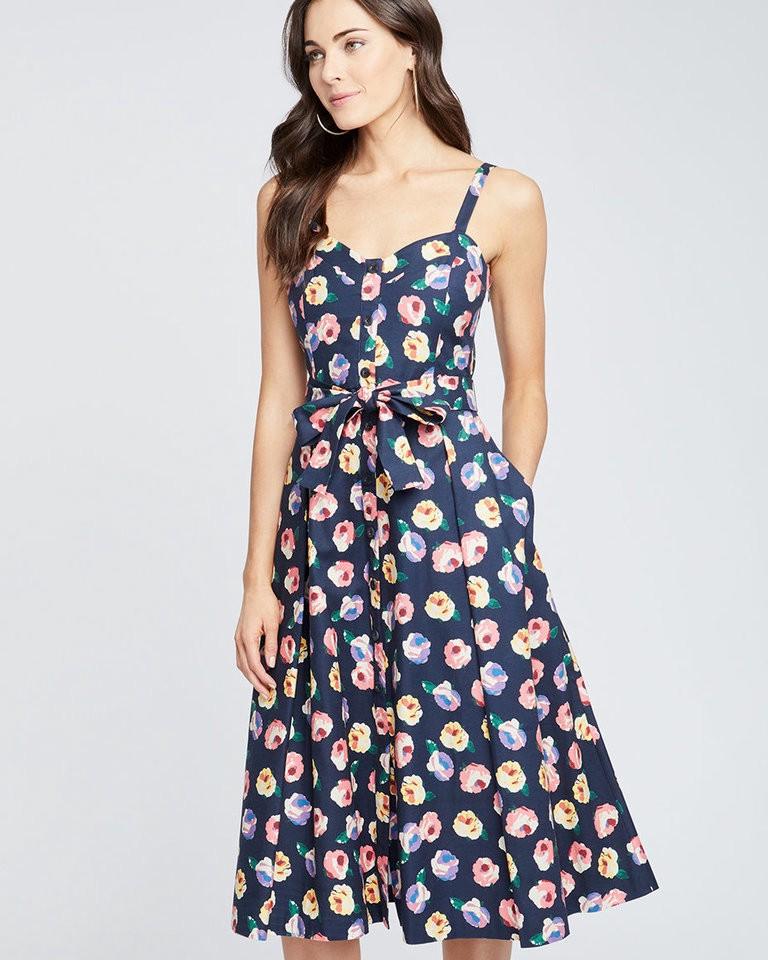 753415f8e3b805 Rachel Roy Clara Dress - Cadet Combo 14 | Products | Dresses, Spring ...