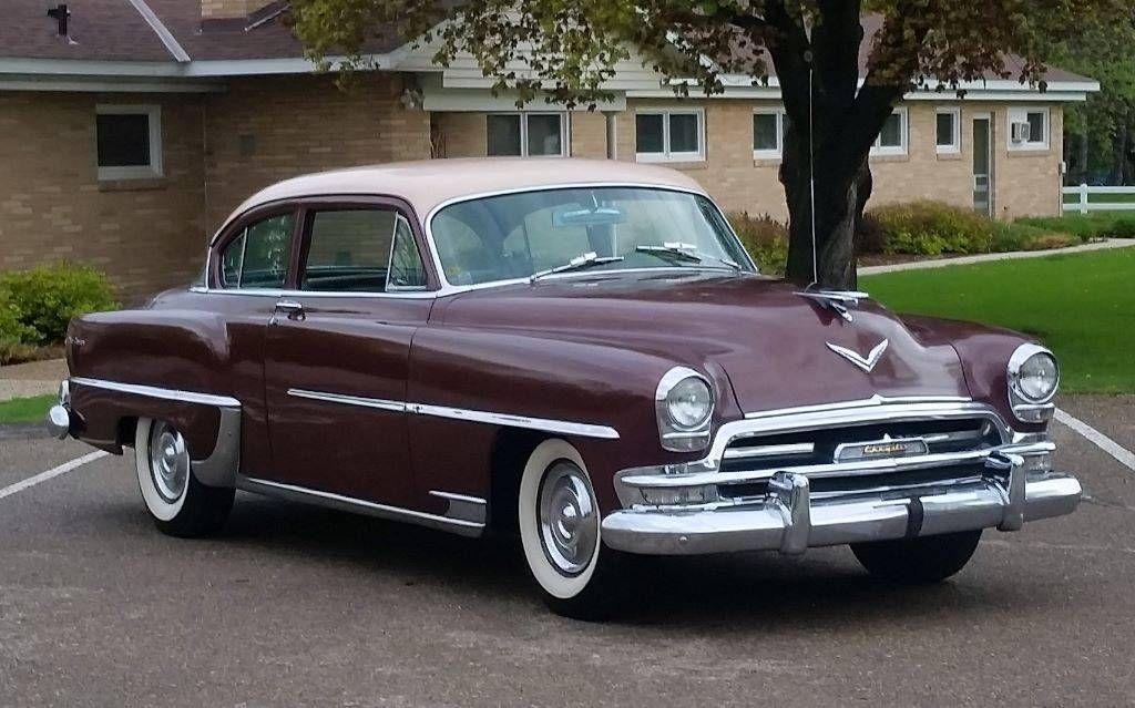1954 Chrysler New Yorker For Sale 1741723 Chrysler New Yorker Chrysler Classic Cars Trucks