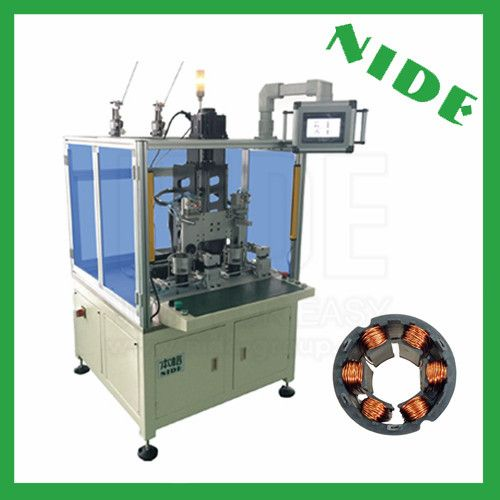 This needle winding machine is sutiable for BLDC motor