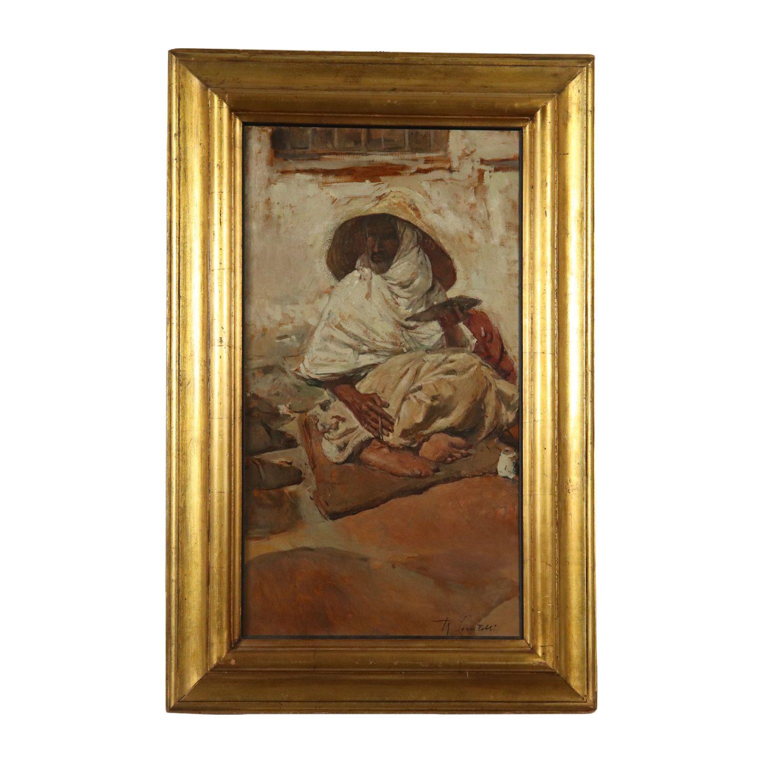 Der Schreiber von Romualdo Locatelli Gemälde 20