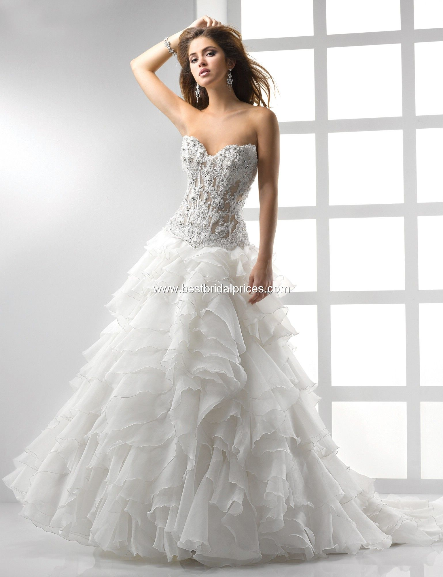 Sottero & Midgley Wedding Dresses - Style Topaz JSM1481 | Weddings ...