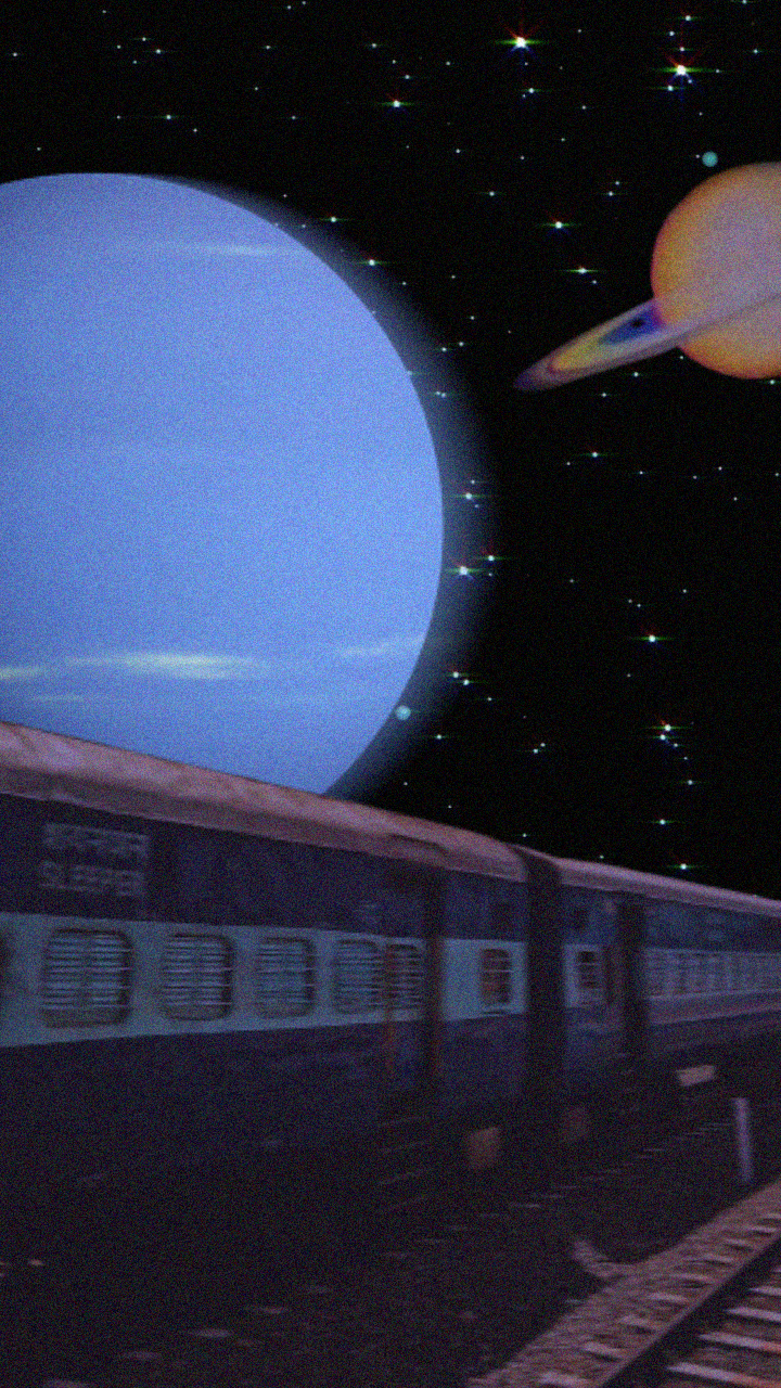 520+TrippyAestheticSpace train