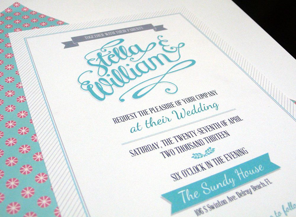 A Teal and Gray Wedding Stella and William happyhandsprojectcom