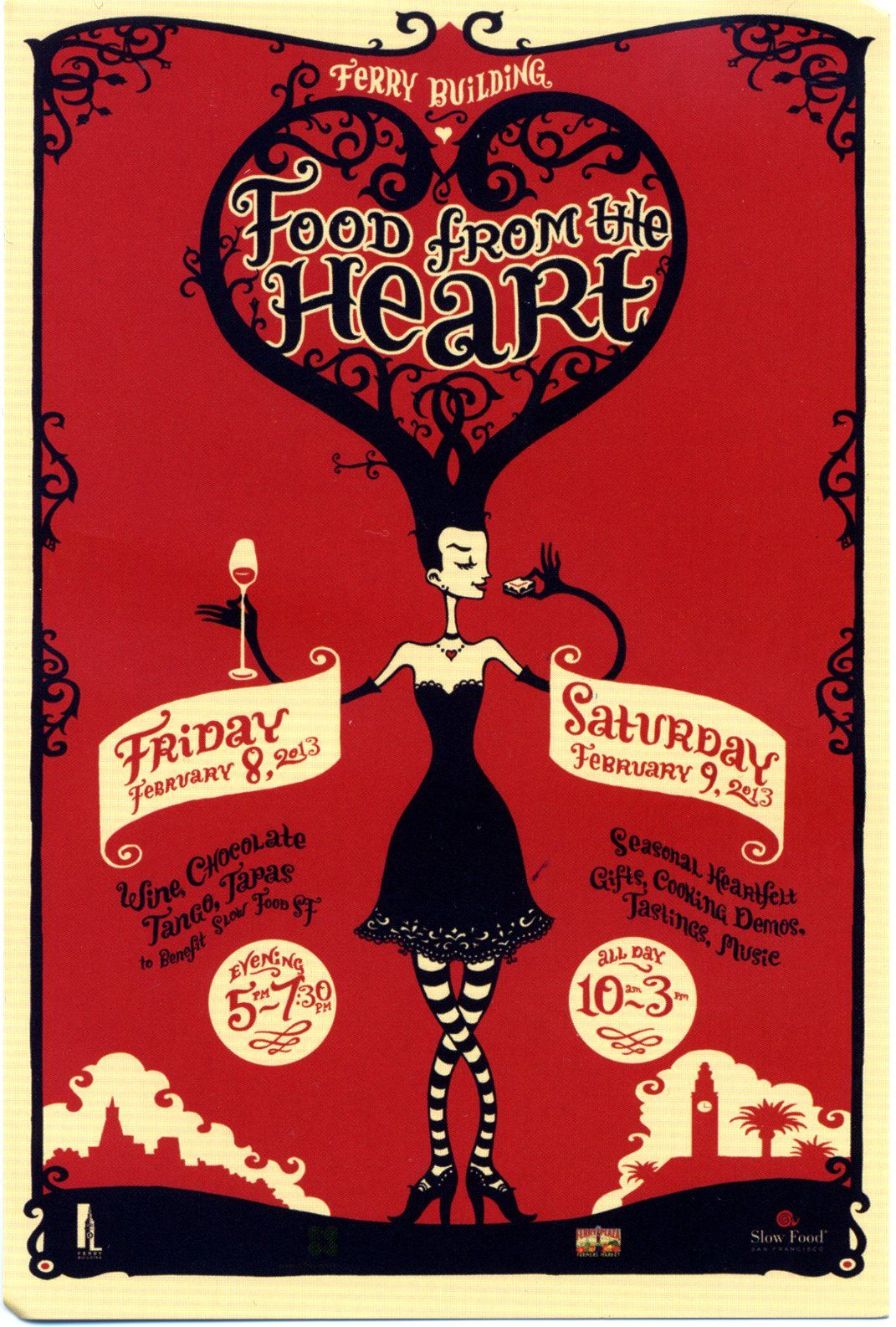 Food From The Heart - Local Event http://www.waldorfpropertysearch.com/