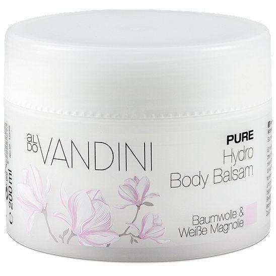 Aldo Vandini Pure Hydro Body Balsam Baumwolle Weisse Magnolie Ice Cream Pure Products Talenti Ice Cream