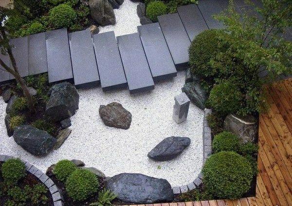 Zen Garden Decoration Stones   Zen Garden Designs & Ideas #JapaneseGarden #zengardens