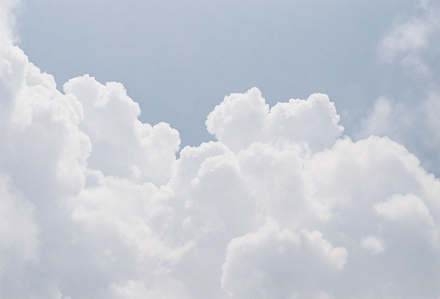 Early Summer Cloud Sky Aesthetic Light Blue Aesthetic Clouds Aesthetic clouds desktop wallpaper hd