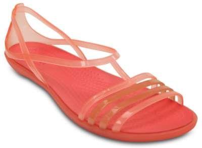 dd1d6dda2 Women s Crocs Isabella Sandal - Angle