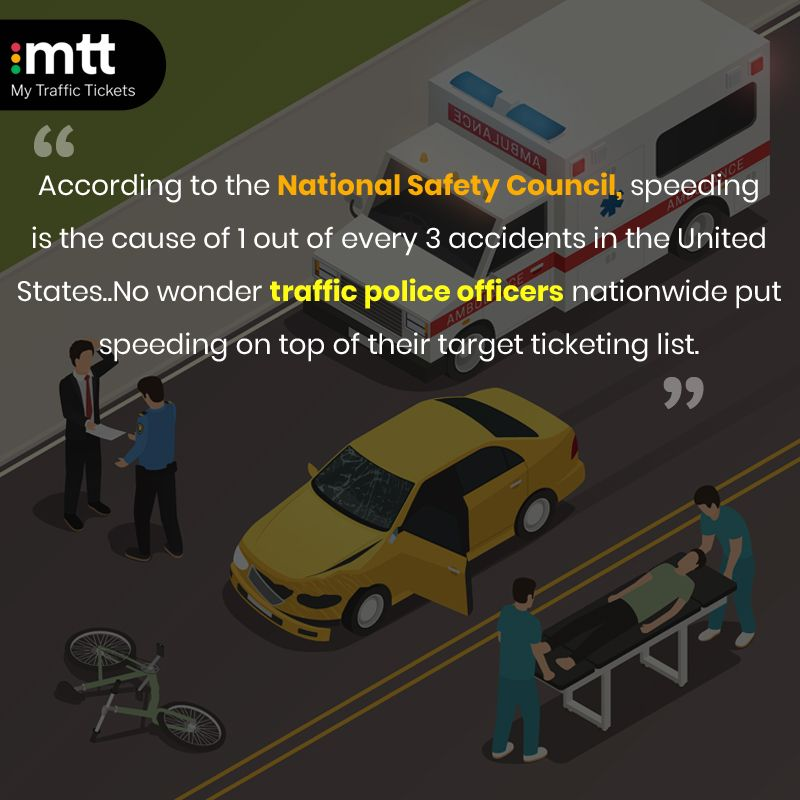 """According to the National Safety Council, speeding is the"