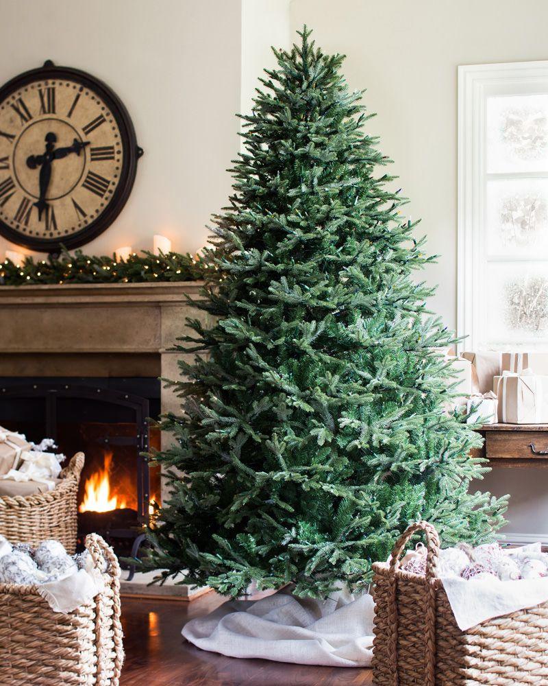 BH Fraser Fir Flip Tree™ Balsam Hill Real xmas trees