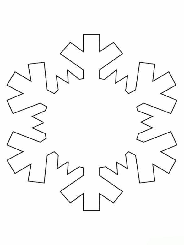 die besten ideen für malvorlagen schneeflocken  beste