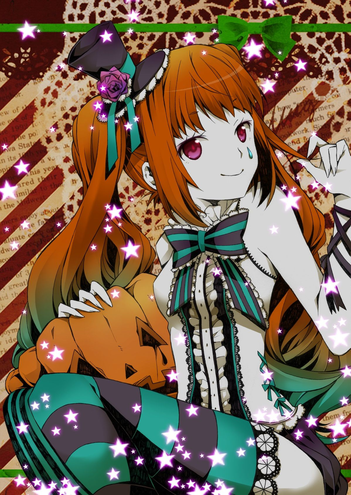 Pinterest Halloween Anime, Halloween, Vocaloid