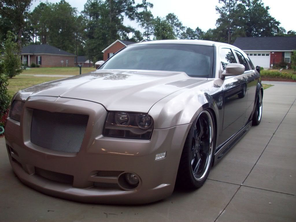 Custom Dodge Magnum Thread The Time Has Come 2007 Dodge