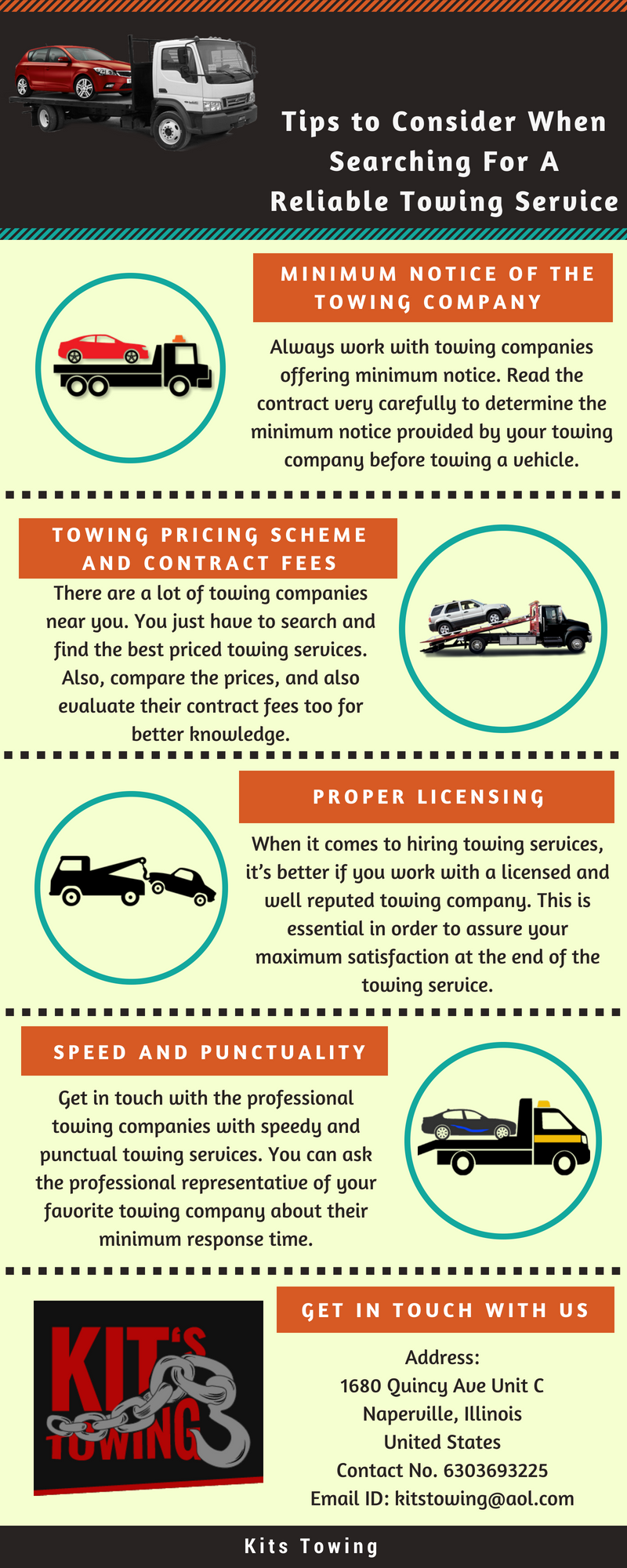 Consider These Tips Before Hiring A Towing Service Towing