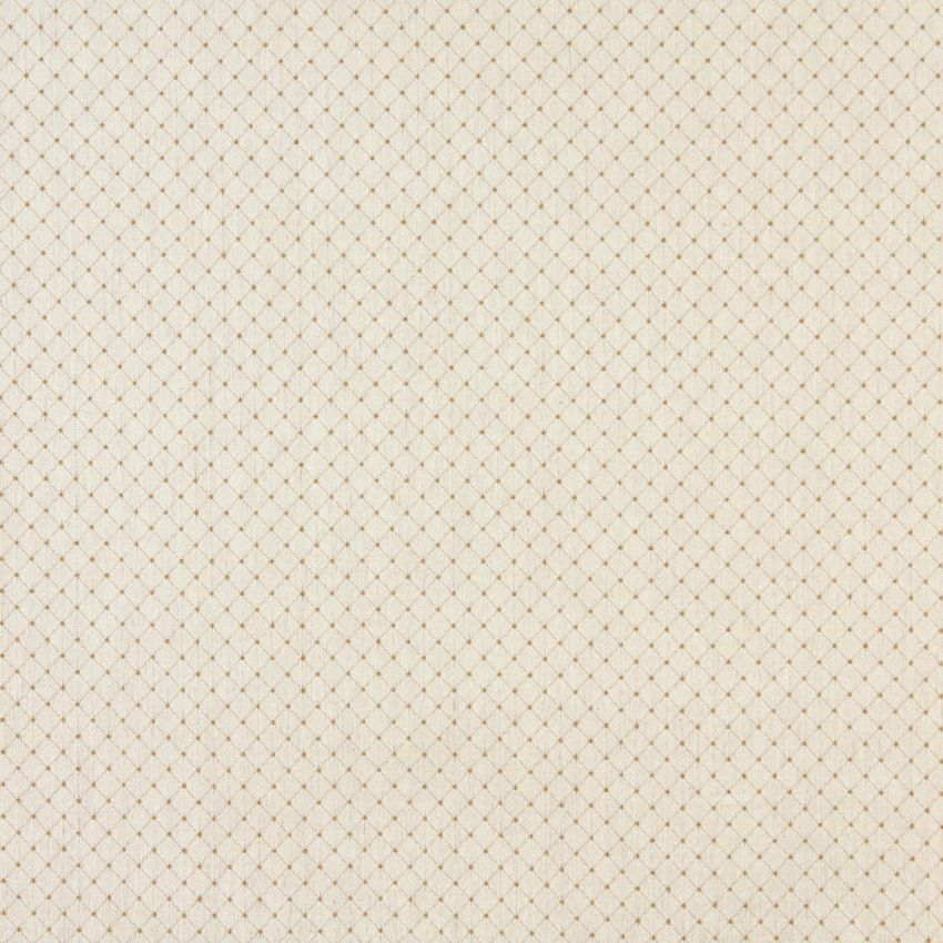 Natural White Geometric Diamond Dotted Accent Print Damask Upholstery Fabric Damask Upholstery Fabric Geometric Upholstery Upholstery