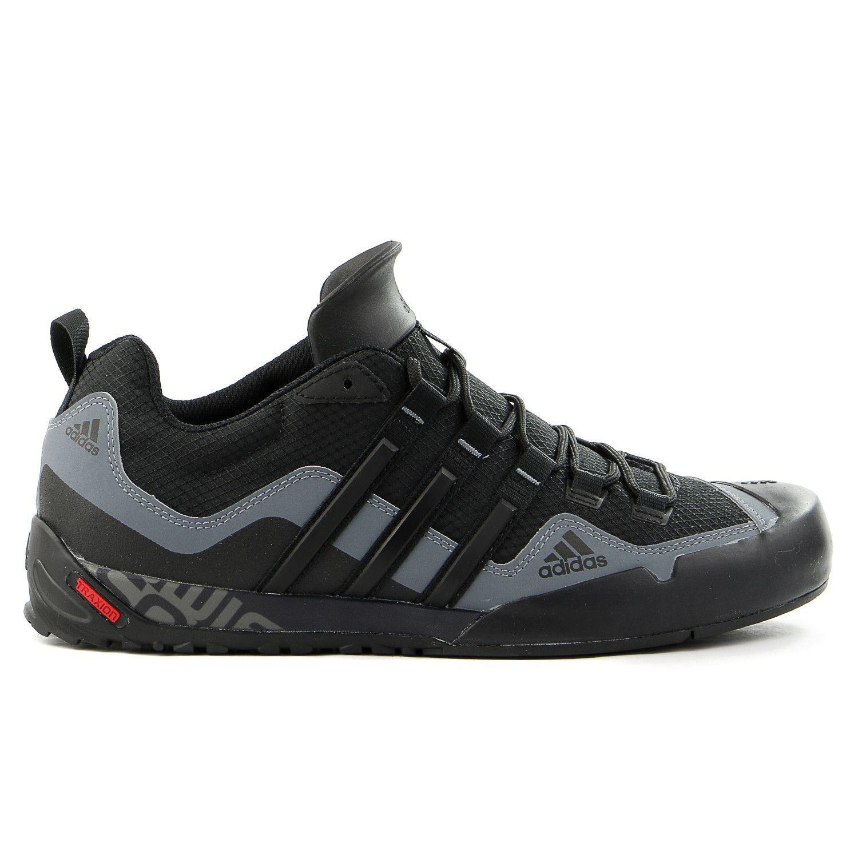 Adidas Outdoor Terrex Swift Solo Hiking Sneaker Trail Shoe