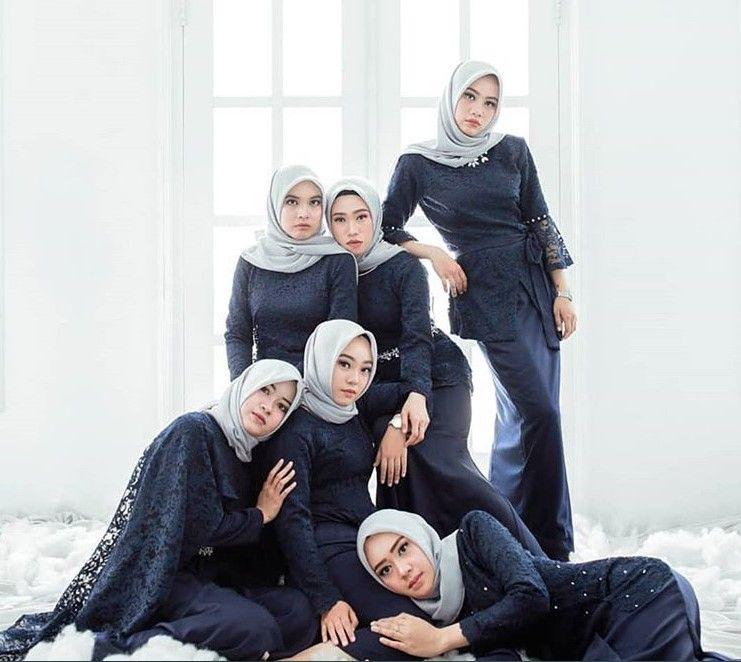 100 Inspirasi Model Baju Gamis Brokat Terbaru 2019 Kekinian Dan Modern Wikipie Co Id Model Pakaian Remaja Model Pakaian Remaja Wanita Foto Teman