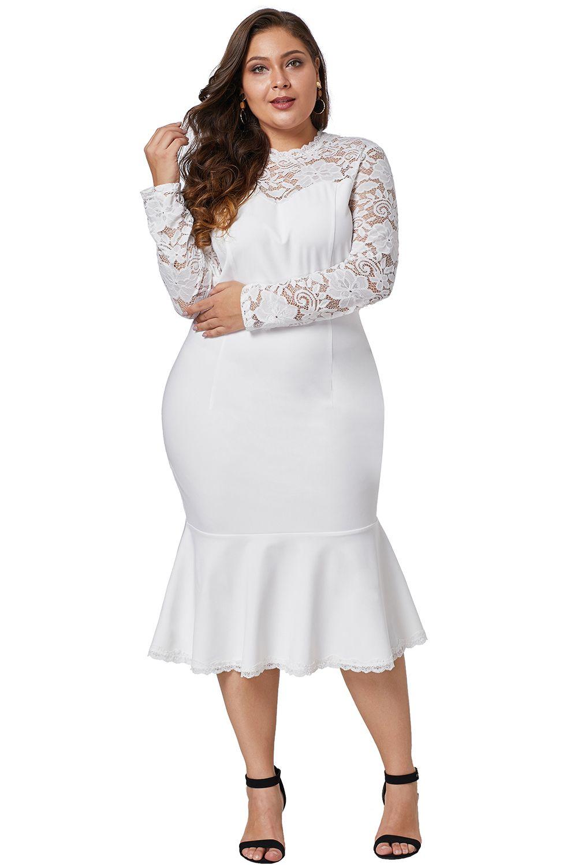 Missguided Plus Size Black Hammered Satin Tab Neck Dress