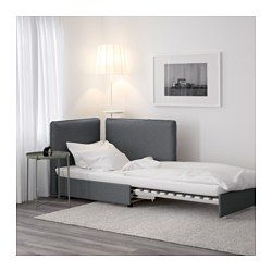 Ikea Bedbank Zwart.Furniture Sleeper Sectional Affordable Furniture Armchair Bed