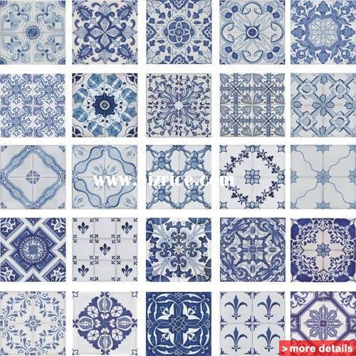 Portuguese Tiles For Hand Painted Ceramic Azulejos Portugal