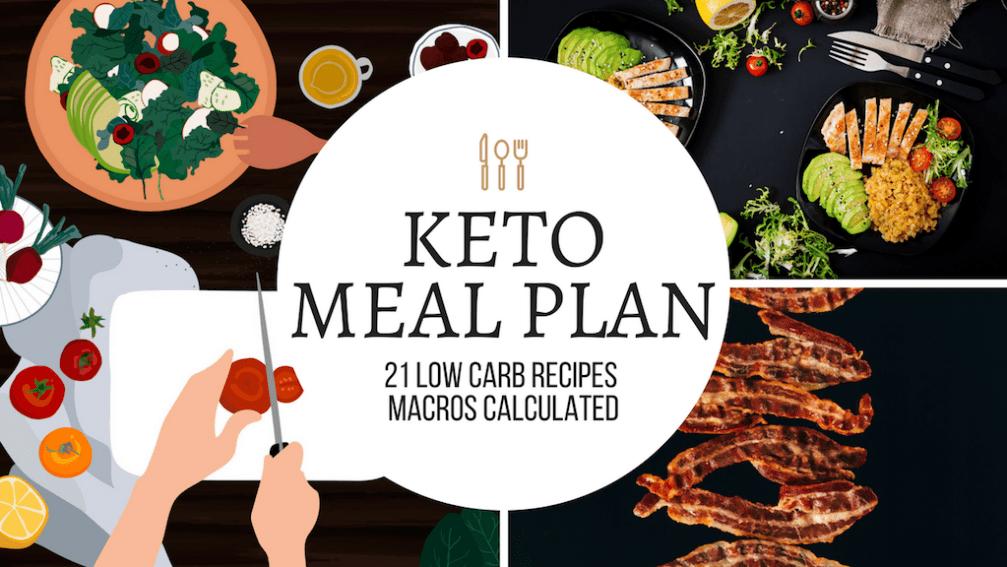 7 Day Keto Diet Plan Pdf