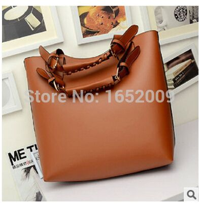 Find More Top-Handle Bags Information about Fashion New Hotsale 2015 Vintage Lady pu+ Leather Handbags Tote Bag Shoulder Bags Women Handbag Bucket bag 8Colors free shopping,High Quality Top-Handle Bags from The boutique name bag shop on Aliexpress.com