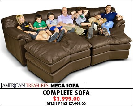 Vesta Home Theater Furniture U0026 Home Movie Sectionals