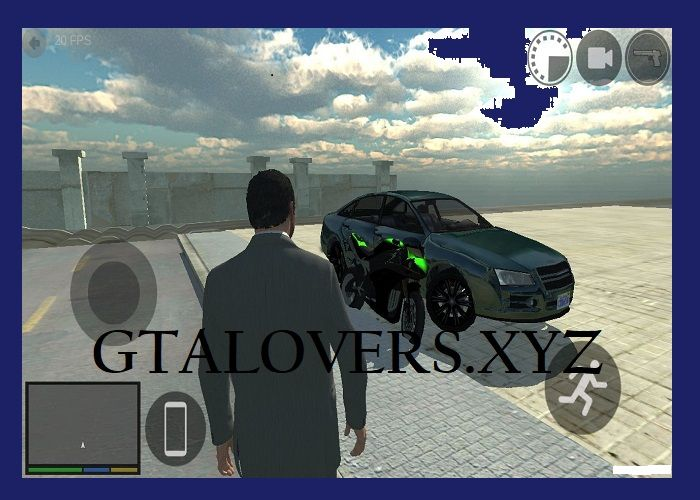 size of gta 5 for android