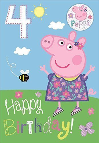 Peppa Pig Other Celebrations Occasions Ebay Home Garden