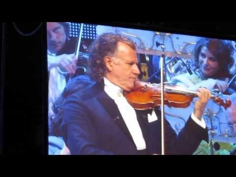 Andre Rieu En Chile Vals De Los Viejos Danubio Azul El Danubio Azul Viejitos Musica Variada