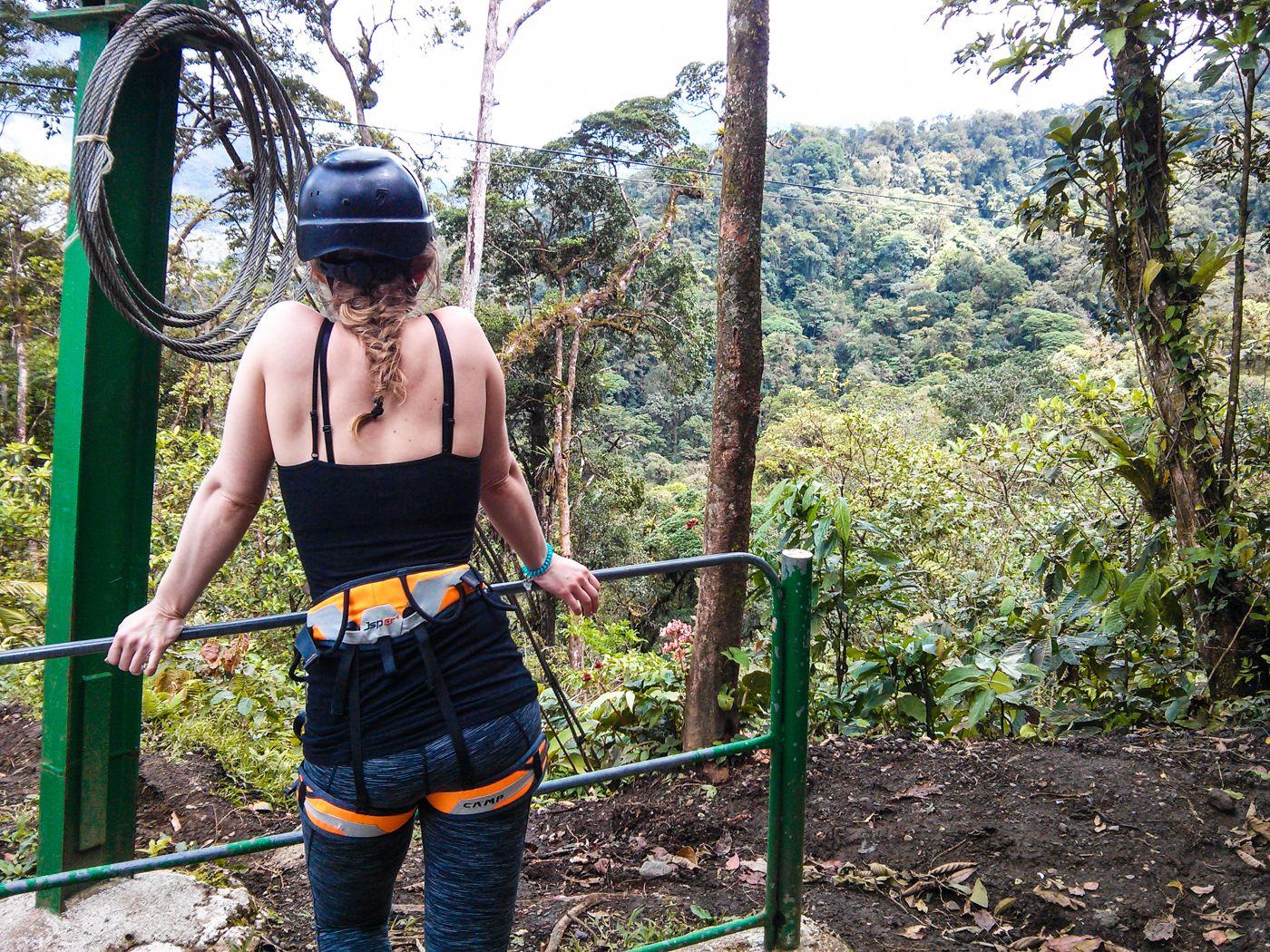 What To Wear On A Ziplining Tour Women S Travel