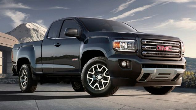 2015 Chevy Colorado Gmc Canyon Will Be More Powerful Than We