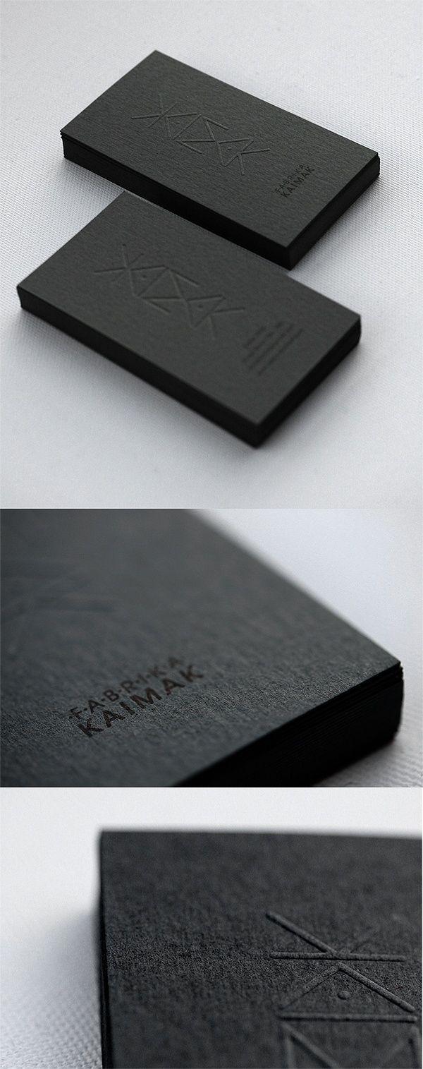Pin by lina ekarhani on prints branding pinterest printing all black business card magicingreecefo Choice Image