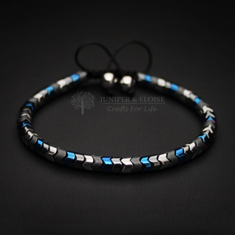 Snake skin bracelet mens bracelet exclusive design bracelet for