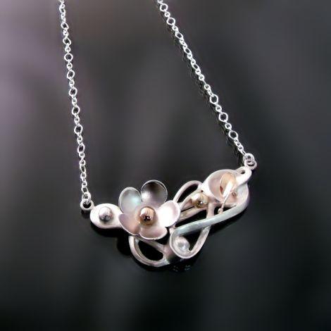 Unique artisan designer jewellery designs Wearable art jewellery in