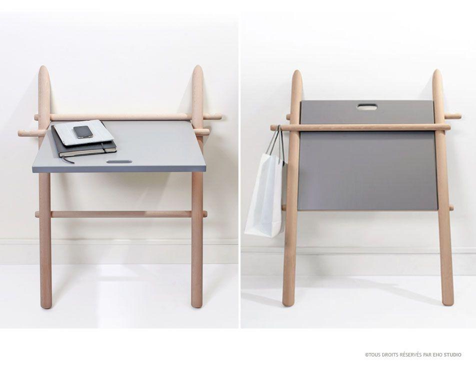Bureau dappoint Appunto Laurent Corio Furniture Pinterest