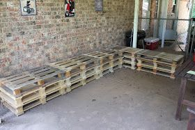 sassy sparrow diy outdoor patio furniture from pallets to do s