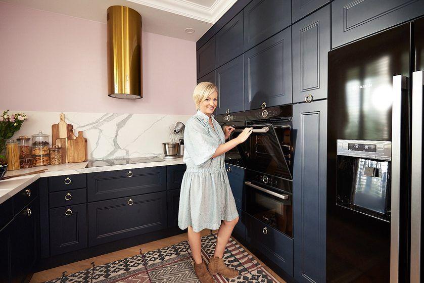 Kuchnia Doroty Szelagowskiej Galeria Zdjecie 3 Home Decor New Kitchen Kitchen Cabinets