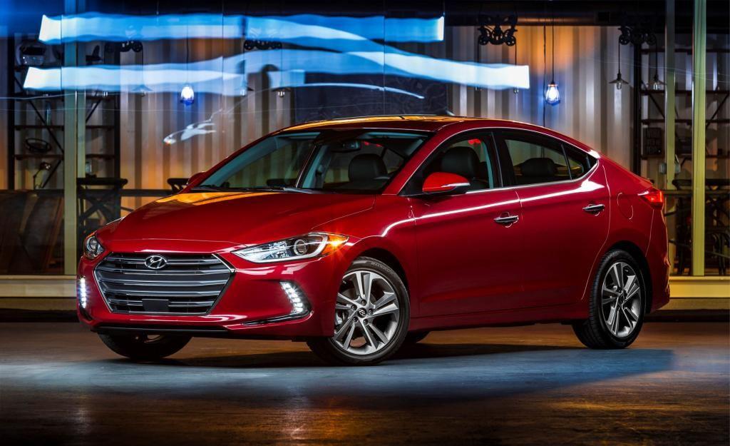 Hyundai Elantra 2018 The New Unique Design autootaku