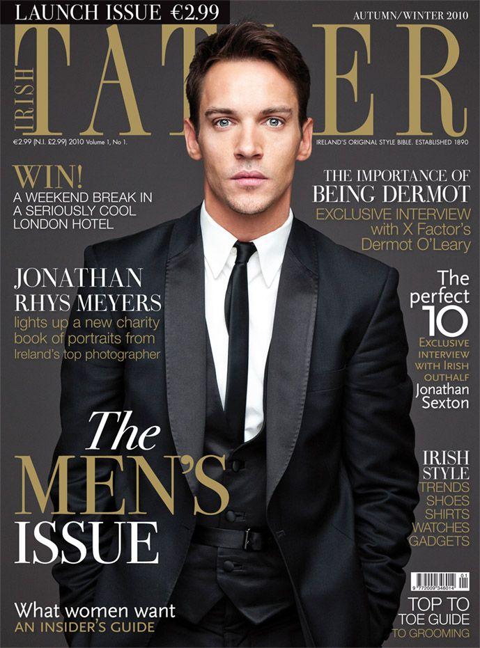 Mens Fashion Magazines   Irish Tatler The Men's Issue ...