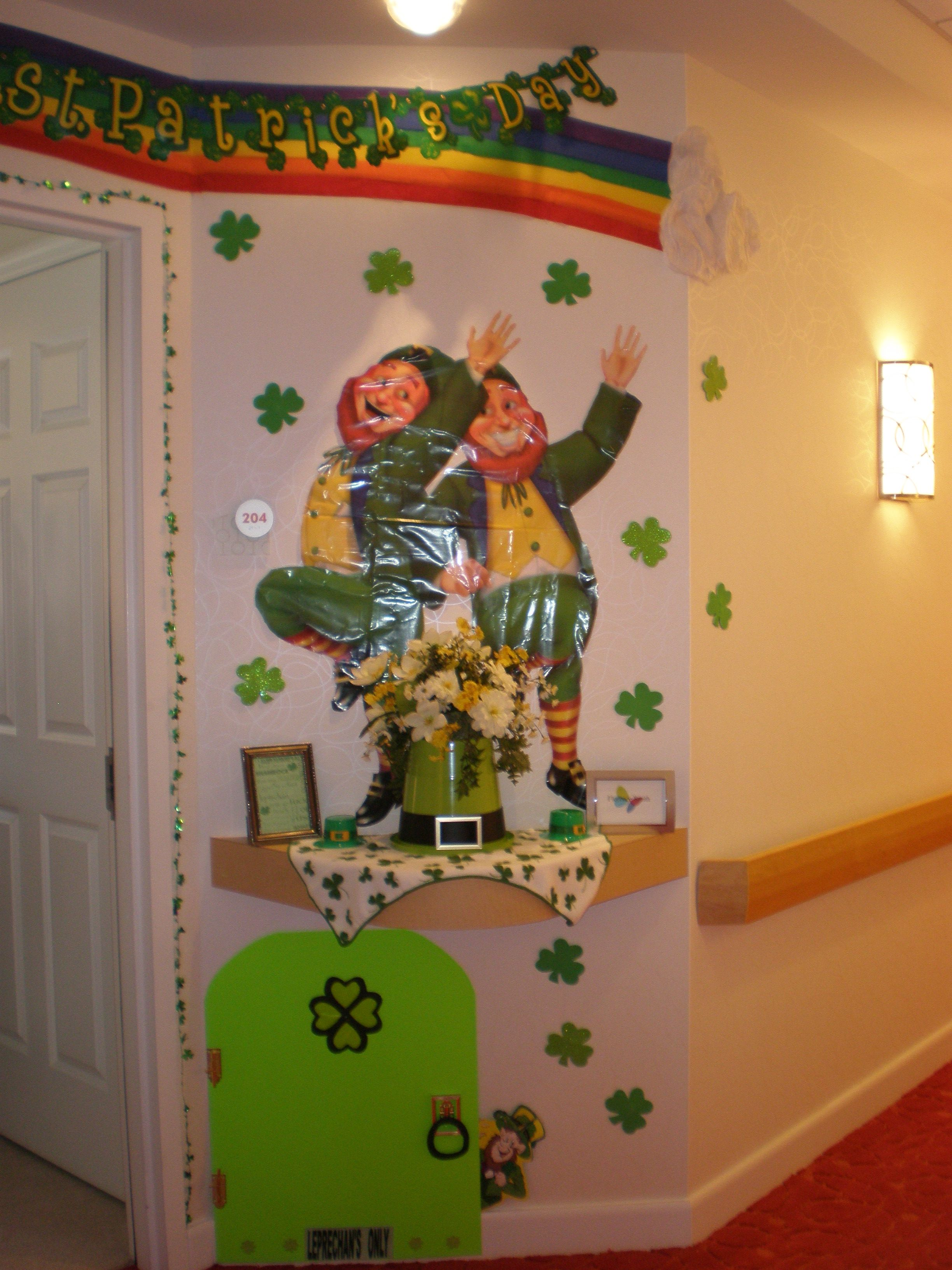 Saint patricks day decorations st patricksday pinterest for Decoration saint patrick