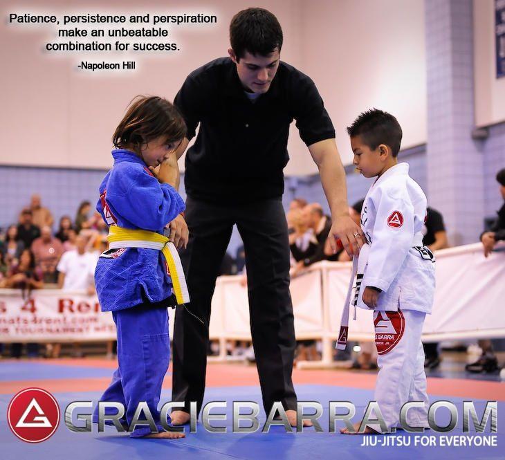Napoleon hill quote jiu jitsu self defense classes