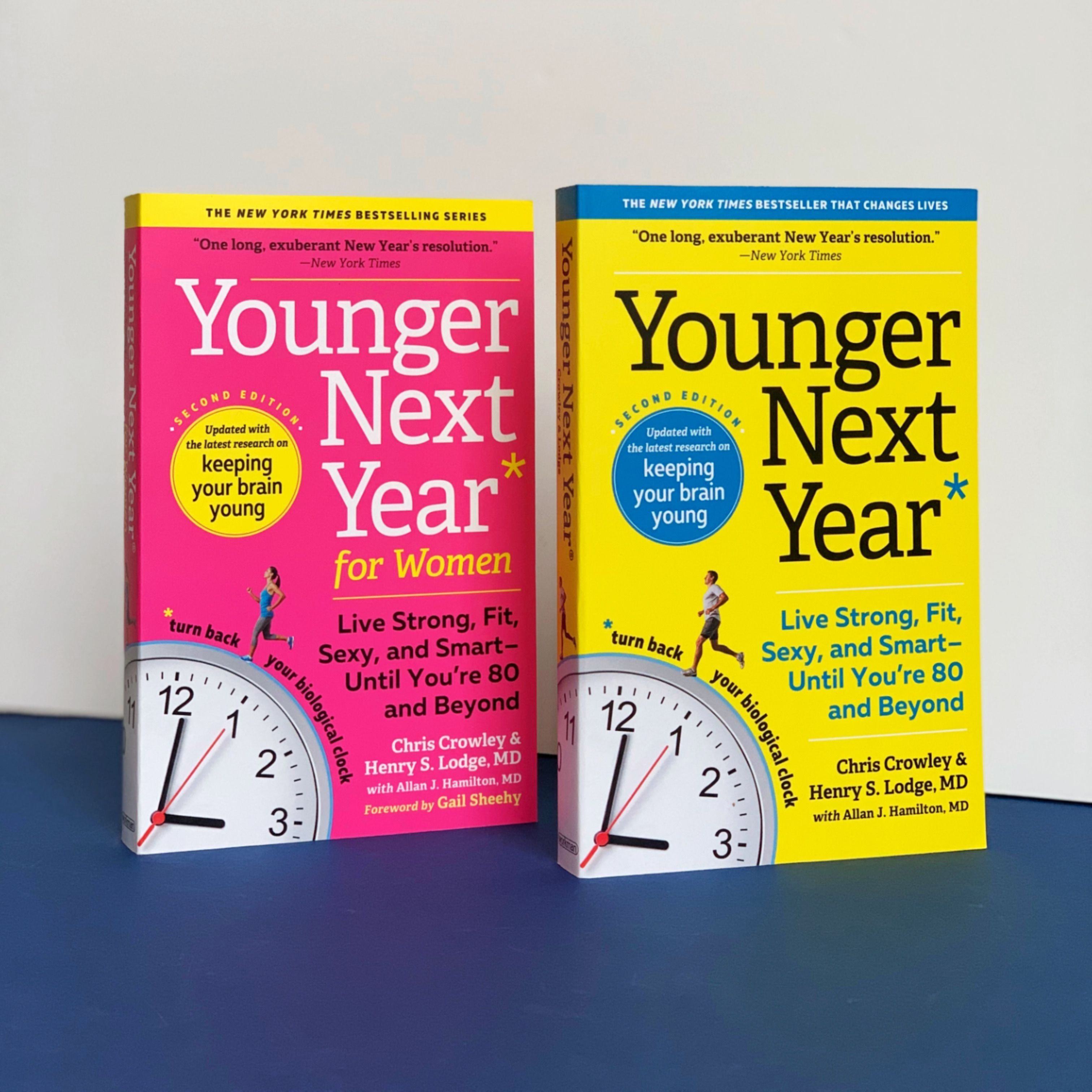 Younger Next Year Younger Simple Rules Pill Organizer