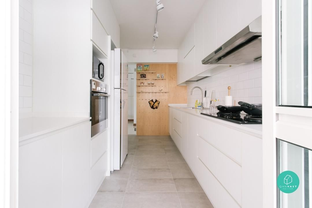 A Fan Of Minimalist Homes? This Lovely Japanese Inspired Home In Punggol  Combines MUJI