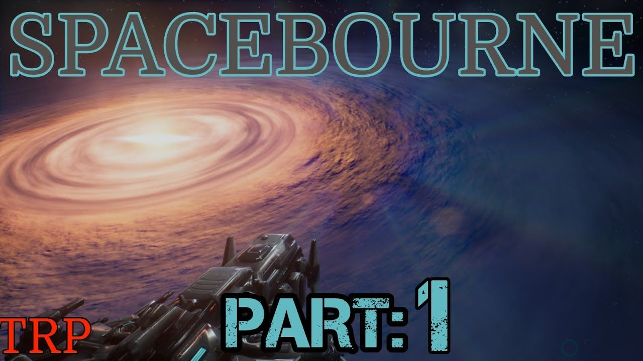 Spacebourne Walkthrough Part 1 Space Rpg With Combat Trade And Fact Escape Plan Exploration Games Fps