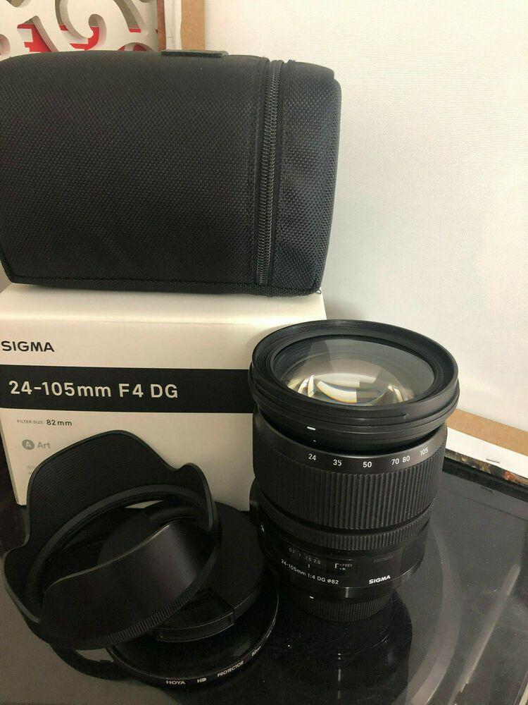 Sigma 24 105mm 1 4 Dg Hsm Os Art Lens For Nikon 24 105 Mm F 4 0 A Art Lens Samsung Gear Watch Stuff To Buy