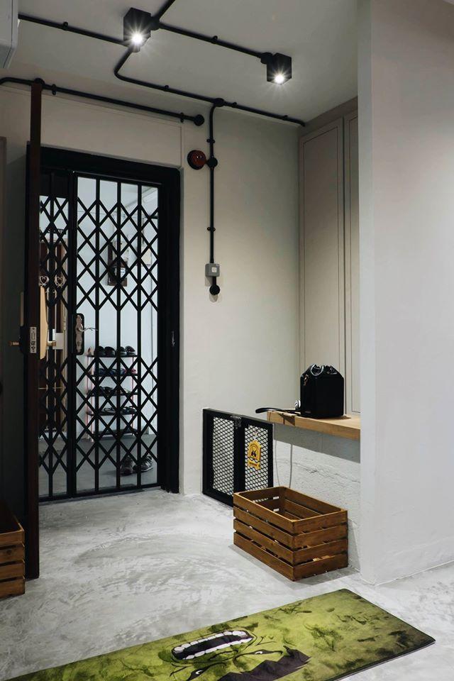 Hdb Living Room Decorating Ideas: 16 Genius Ideas For Your HDB Foyer